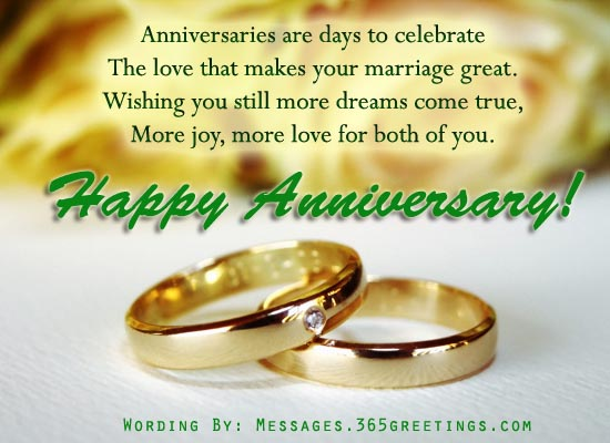 Wedding Anniversary Wishes For Friends 3