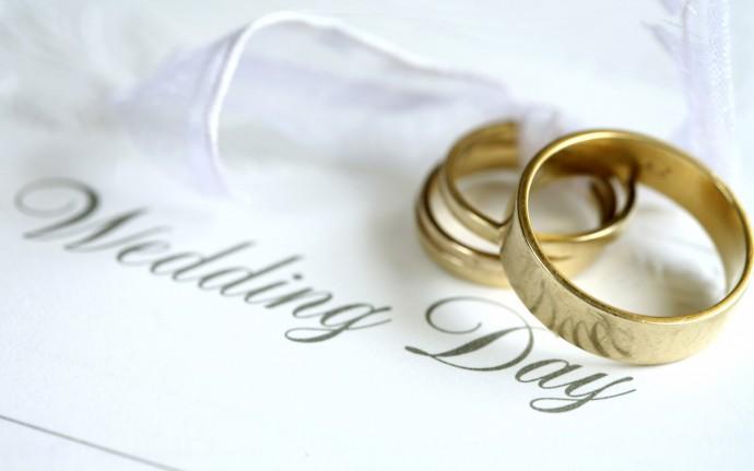 Wedding Rings Background Wedding Wallpaper