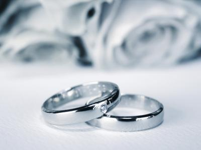 Wedding Rings Background 6