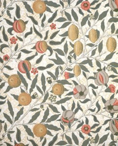 William Morris Fruit Wallpaper 3 243×300