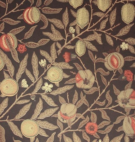 William Morris Fruit Wallpaper 6