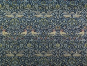 William Morris Wallpaper Birds 4 300×229