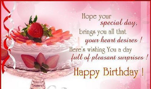 Wish You A Very Happy Birthday 8