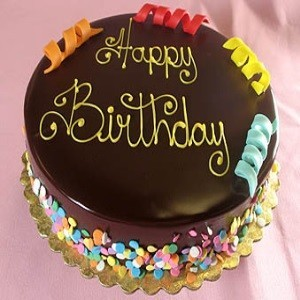 Yummy Chocolate Birthday Cakes For Girls 2 300×300