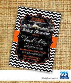 3d Halloween Invitations 26