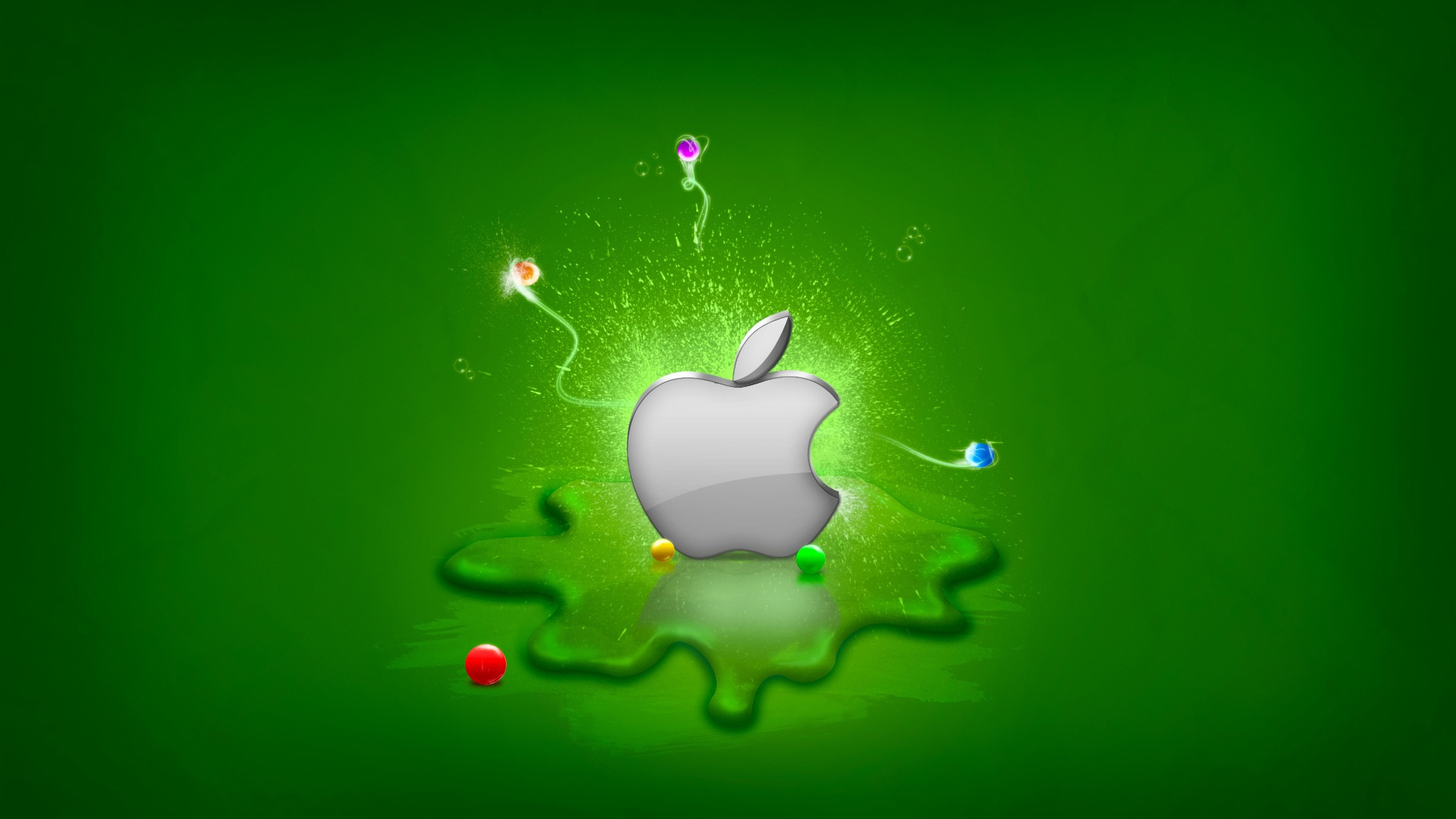 Best 3d Wallpapers For Desktop Apple 1