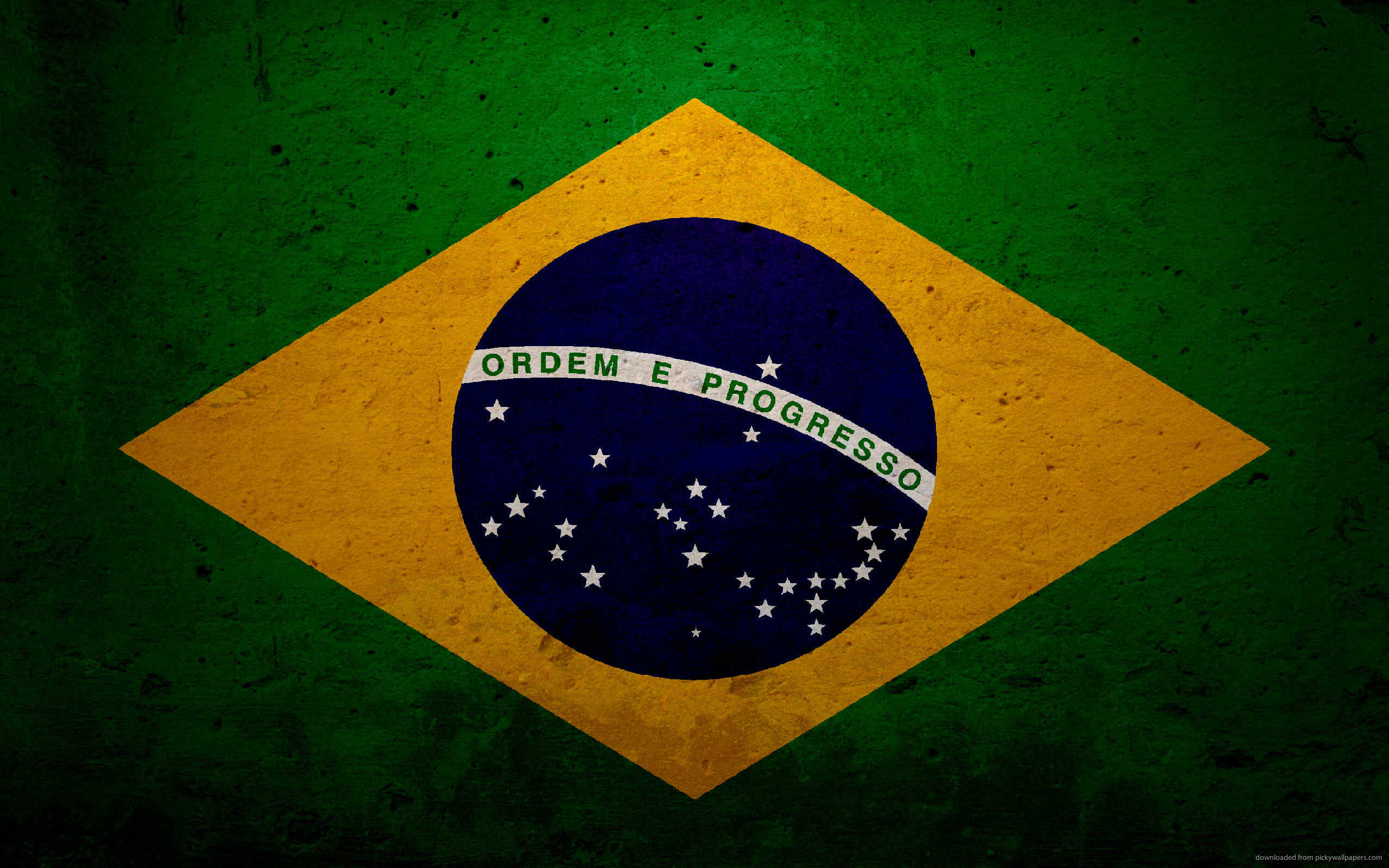 Brazil Flag Wallpaper 4