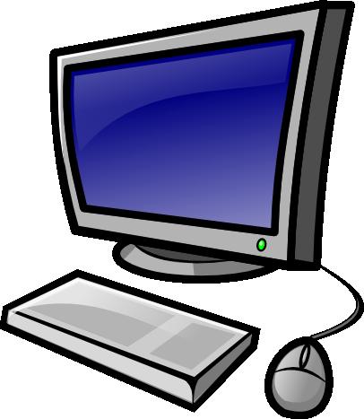 Computer Clipart 3