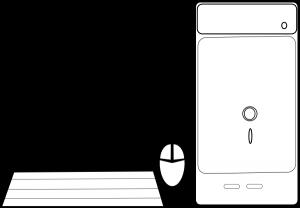 Computer Parts Clipart 1 300×208