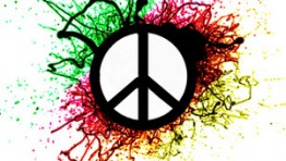 Cool Peace Sign Backgrounds 1