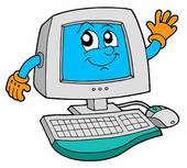 Cute Computer Clipart 3