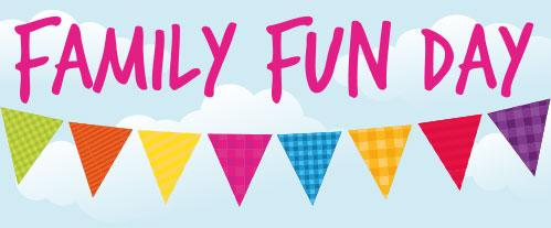 Family Fun Day Background 1