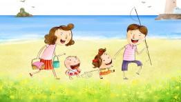 Happy Family Day Wallpaper 8