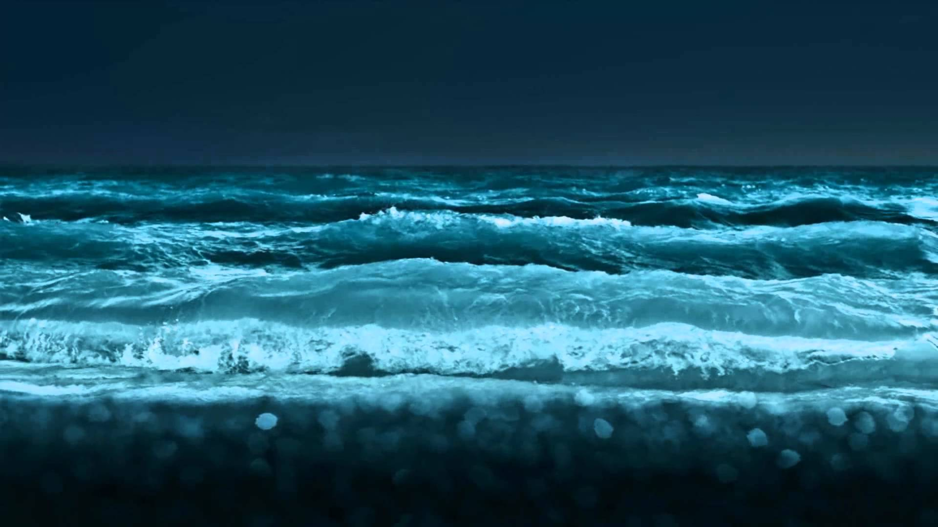 Moving Ocean Background 2