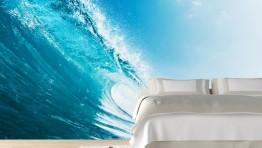 Ocean Mural Wallpaper 4