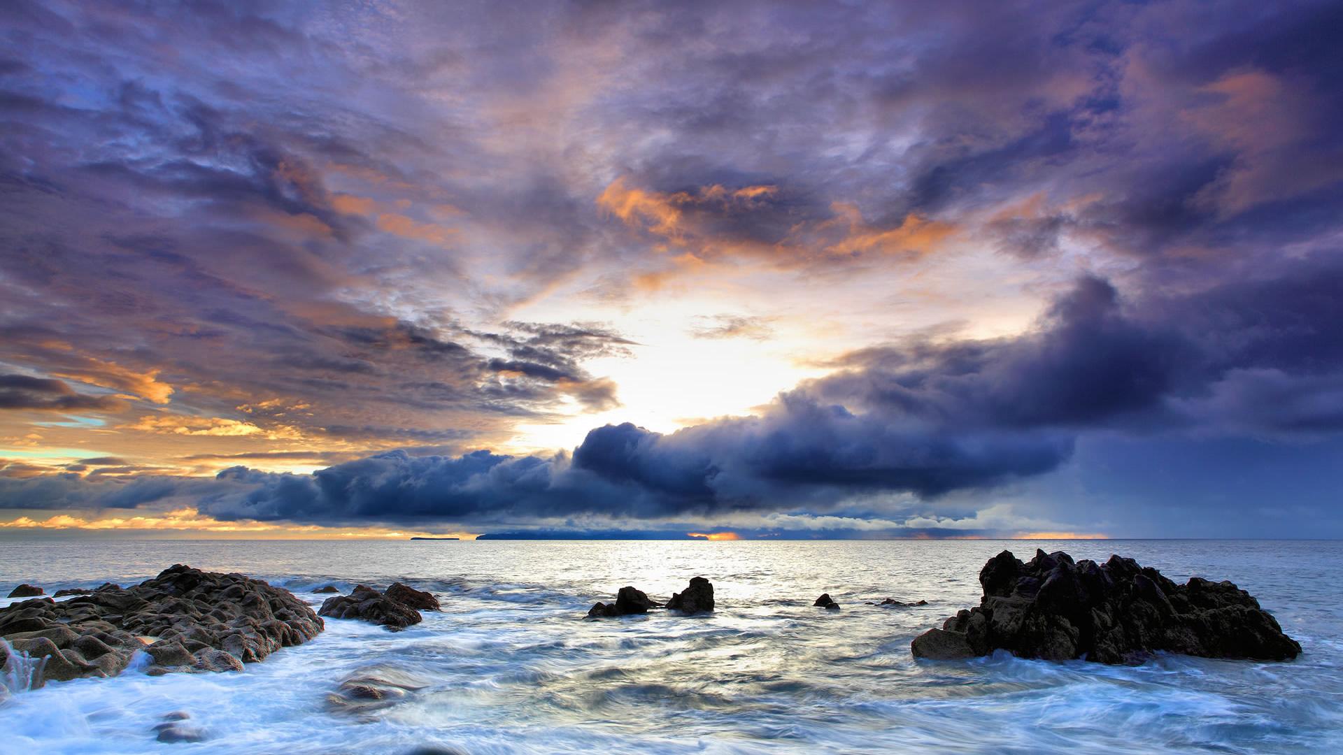 Ocean Scenery Wallpaper 3