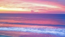 Ocean Sunrise Pink 3
