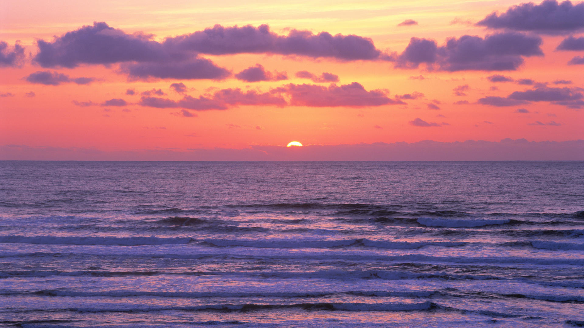 Ocean Sunset Wallpaper Tumblr 2