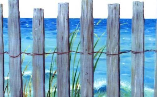 Ocean Wallpaper Border 1