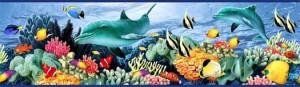 Ocean Wallpaper Border 3 300×87