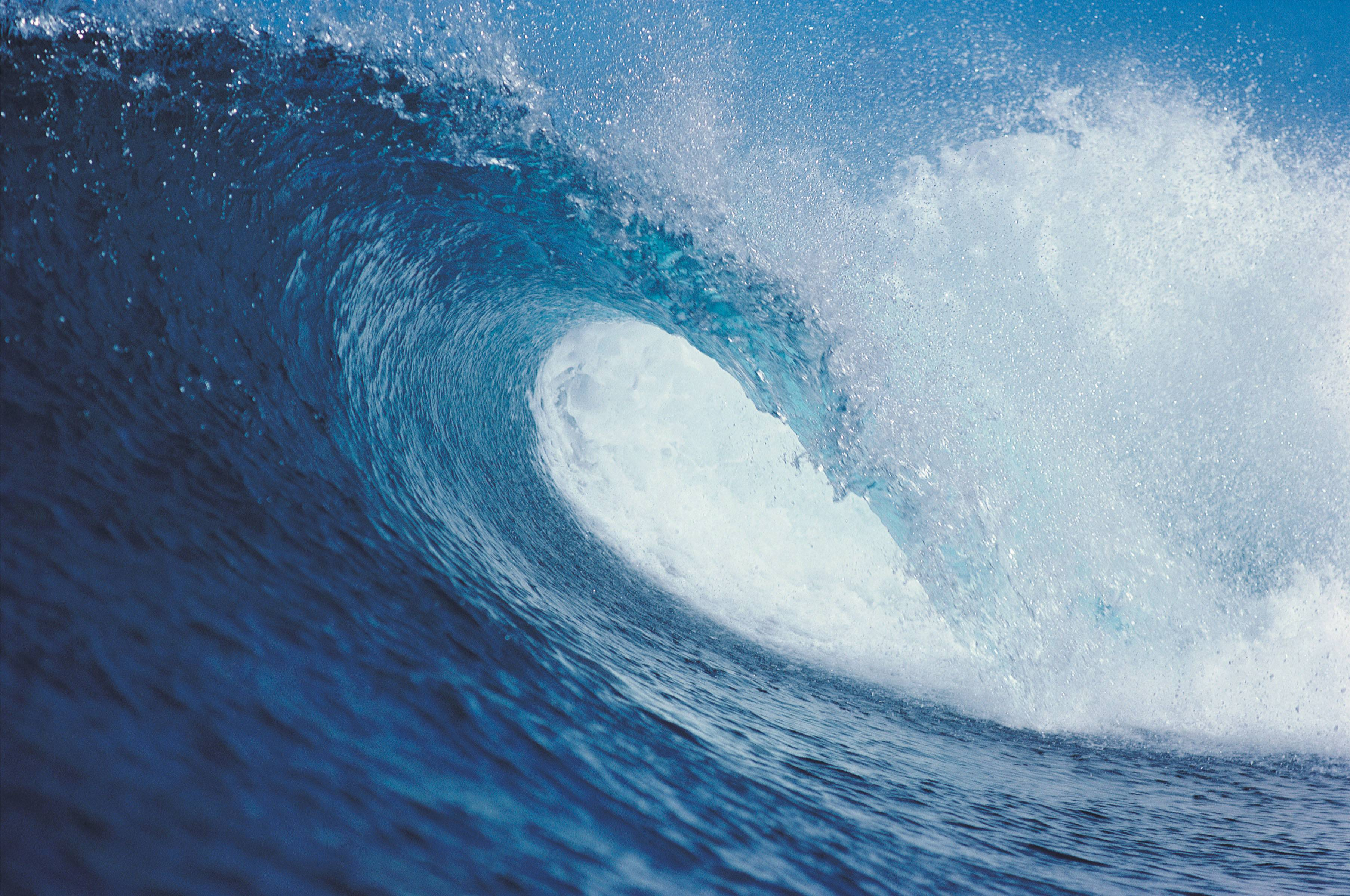Ocean Wave Wallpaper 6