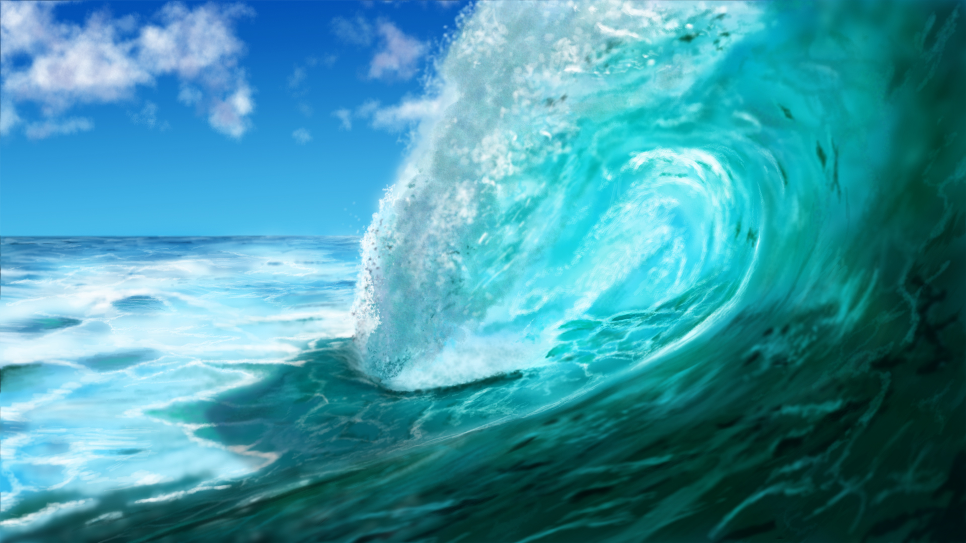 Ocean Waves Wallpaper Tumblr 3
