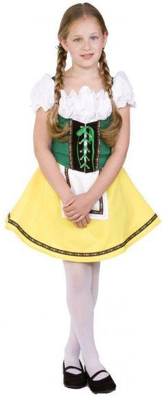 Oktoberfest Costumes For Kids 3