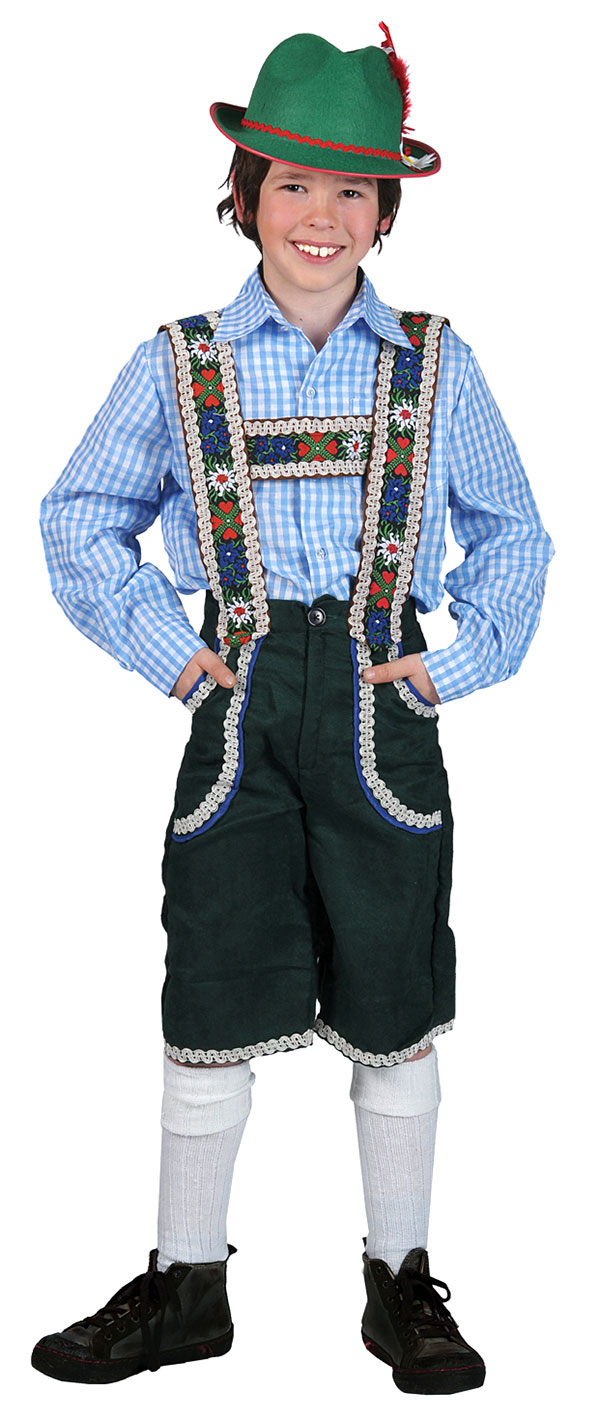 Oktoberfest Costumes For Kids 7