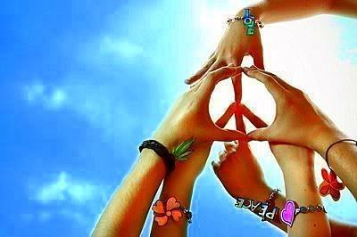 Peace Background For Facebook