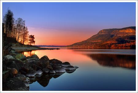 Peaceful Nature Sunrise 6