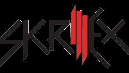 Skrillex Symbol Black And White 2