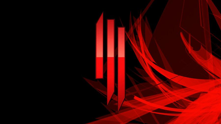 Skrillex Wallpaper Red 1