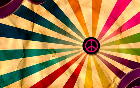 Vintage Peace Backgrounds 2
