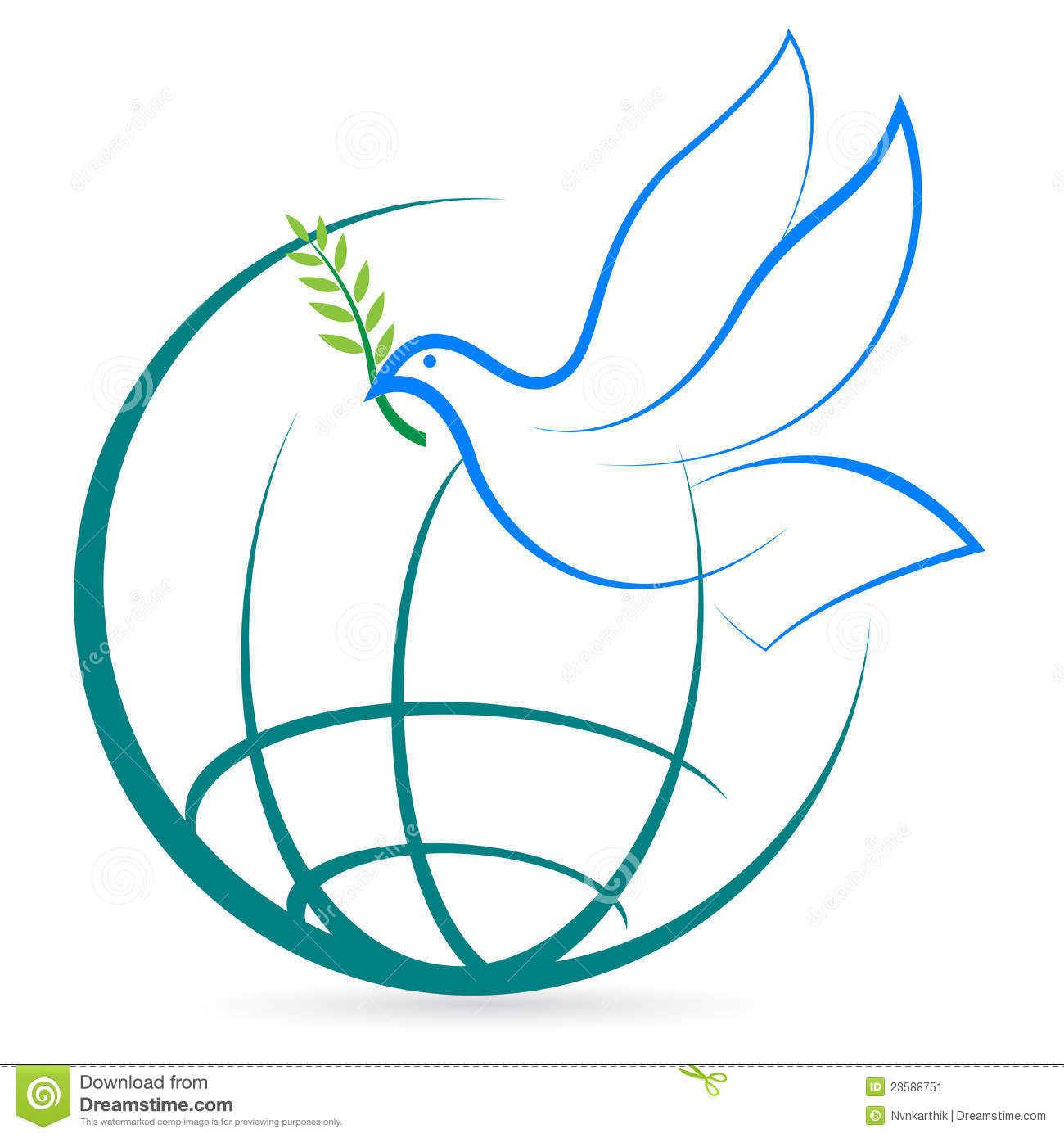 World Peace Dove 3