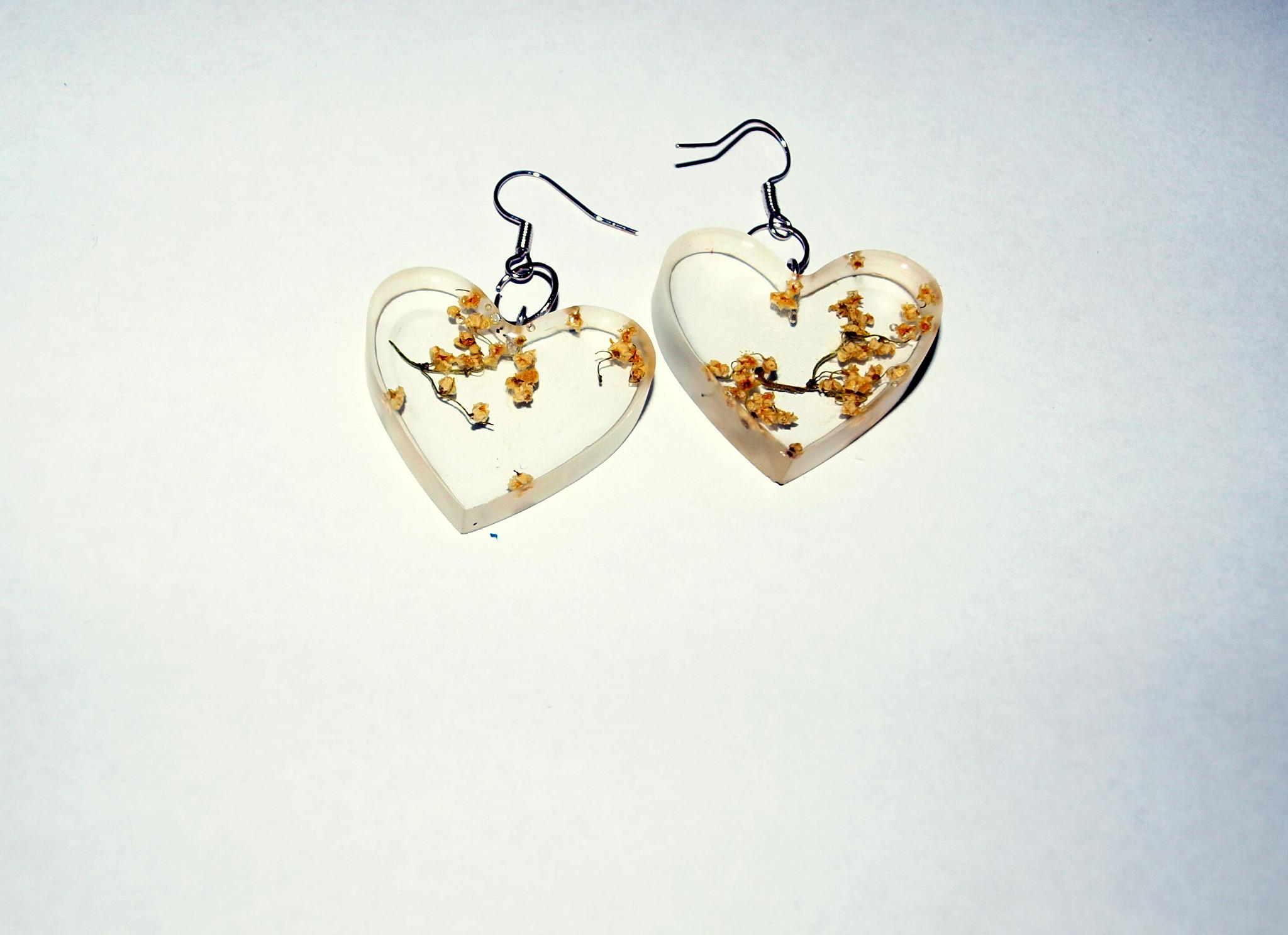 Handmade Heart Accessories