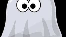 Animated Halloween Ghost Clip Art1