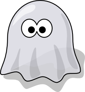 Animated Halloween Ghost Clip Art1