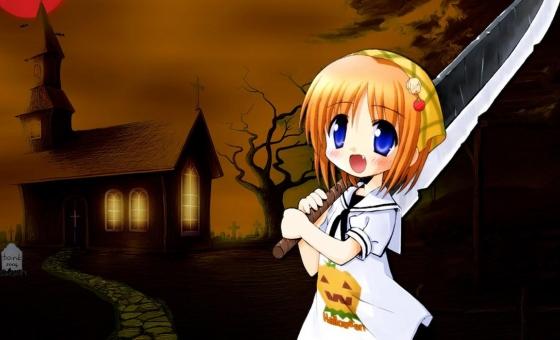 Anime Halloween Wallpaper 280×170@2x