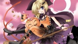 Anime Halloween Wallpaper3 300×222