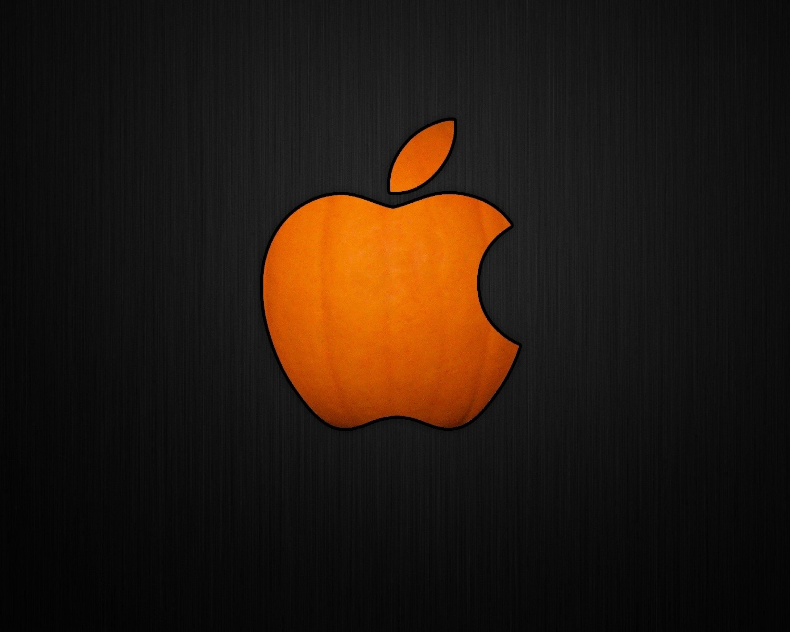 Apple Halloween Wallpaper2
