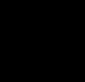 Black And White Halloween Clip Art5 300×289