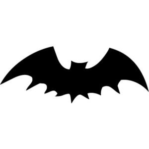 Clip Art Bats Halloween