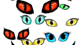 Clip Art For Halloween Eyeballs1