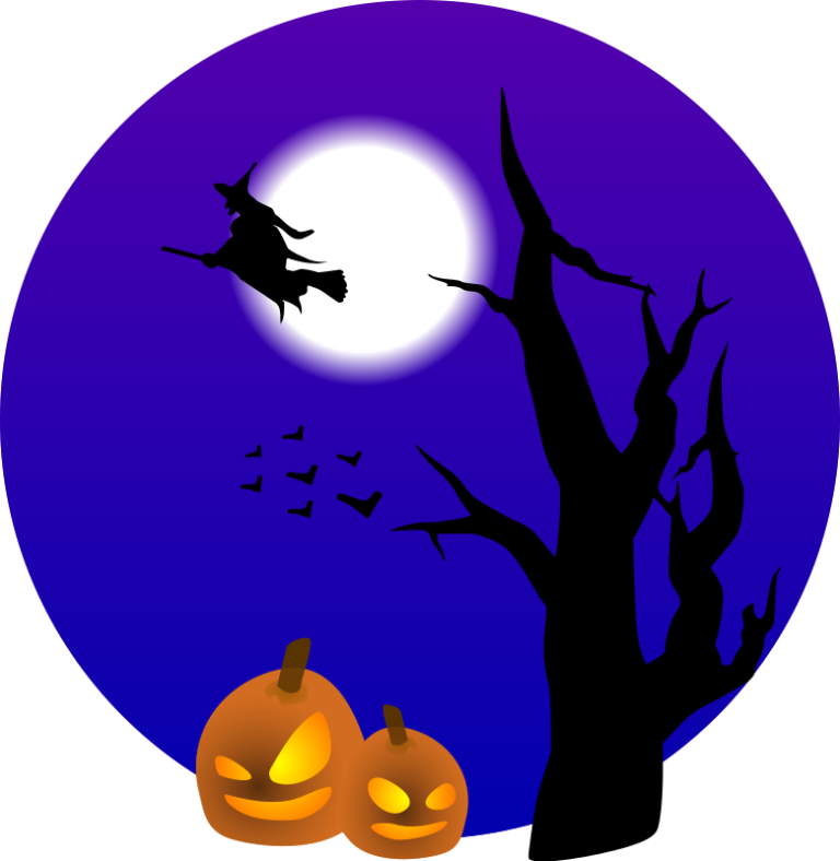 Clip Art For Halloween Free 768×788