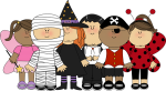 Clip Art For Halloween School Parties1 150×82