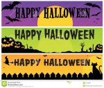 Clip Art Free Halloween Banner3 150×127