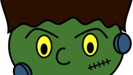 Clip Art Free Halloween Monsters1