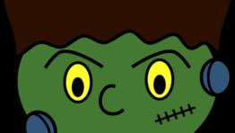 Clip Art Free Halloween Monsters3