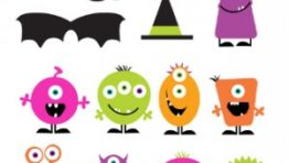 Clip Art Free Halloween Monsters3 300×300