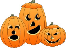 Clip Art Of Halloween Pictures
